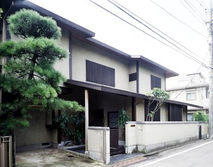 鷺宮の家(1)
