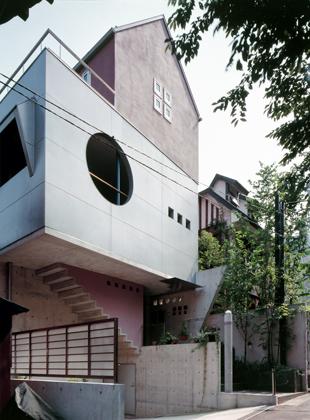 富ヶ谷の家