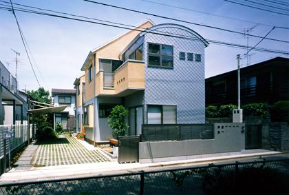 吉祥寺北町の家