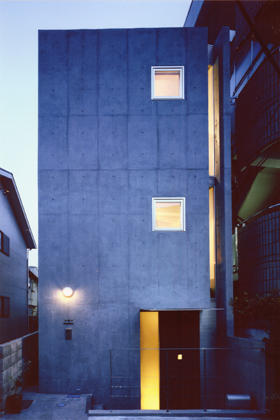 鷺宮の家(4)
