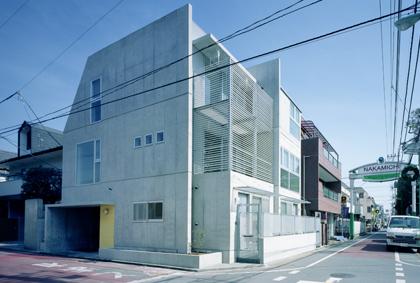 吉祥寺本町の家