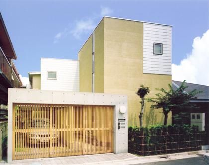鷺宮の家(3)